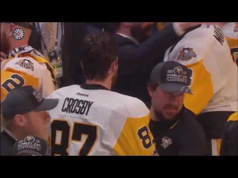 PITTSBURGH PENGUINS WIN THE STANLEY CUP