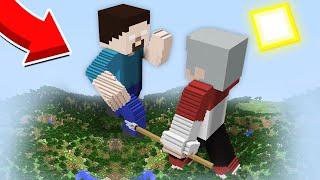 ЭТУ ОГРОМНУЮ КАРТУ ПОСТРОИЛ МОЙ 9 ЛЕТНИЙ ПОДПИСЧИК В МАЙНКРАФТ 100% Троллинг Ловушка Minecraft