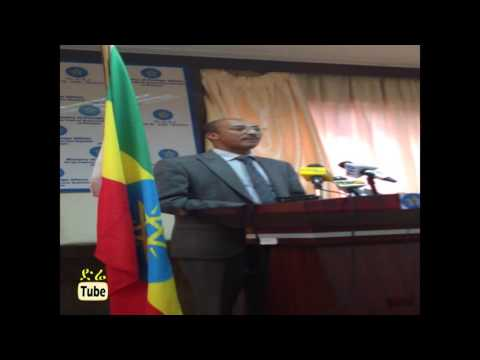 Ministry of Foreign Affairs: Press conference on Ethiopia's current issues