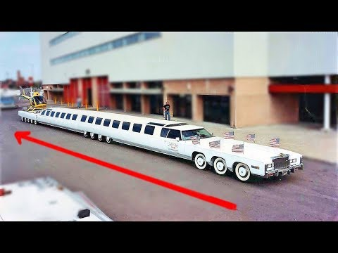 10 LARGEST VEHICLES IN THE WORLD 🌍