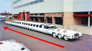 Top 10 Cars - 10 LARGEST Vehicles on Earth ✅
