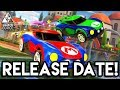 Rocket League Switch Release Date Announced!