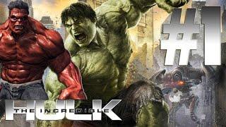 incredible hulk smash super hero  video game لعبة هولك الرجل الاخضر البطل الخارق