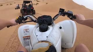 Arabian Desert Tour Quad biking