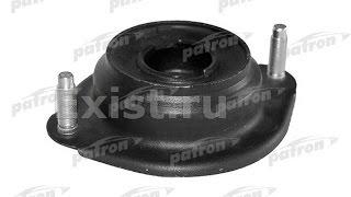 Замена резиновой подушки передней стойки на Mazda Demio