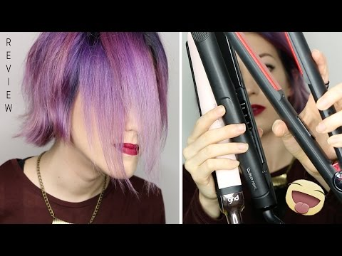 REVIEW: GHD V vs Cloud9 Original vs GHD Platinum