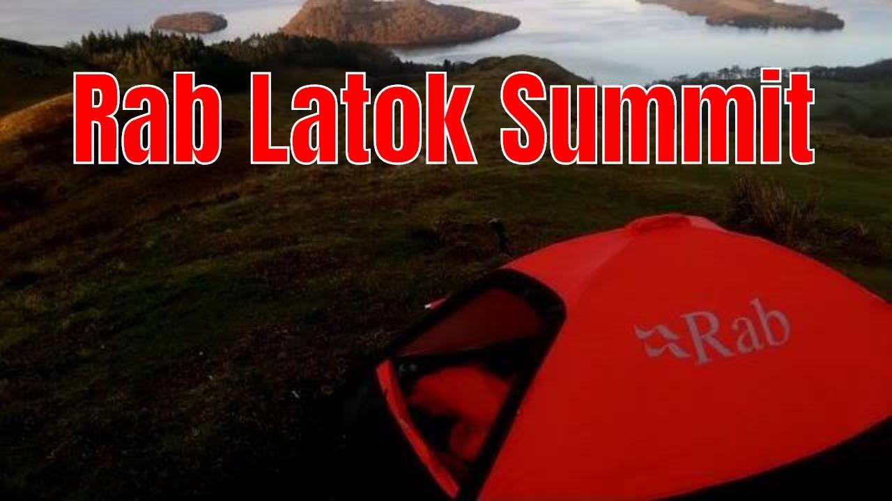 First wild c& in Rab Latok Summit Bivi Tent & First wild camp in Rab Latok Summit Bivi Tent - YouTube