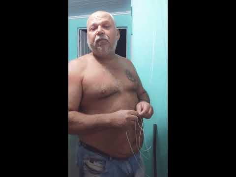 Como fazer espinhel