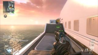 Call Of Duty Black Ops 2 44-18 Hijacked Gameplay/Glitch out of map hijacked glitch
