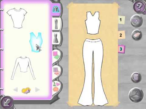 Barbie Fashion Show Pc Game Barbie School Girl Outfits Barbie Fashion Show Game Barbie