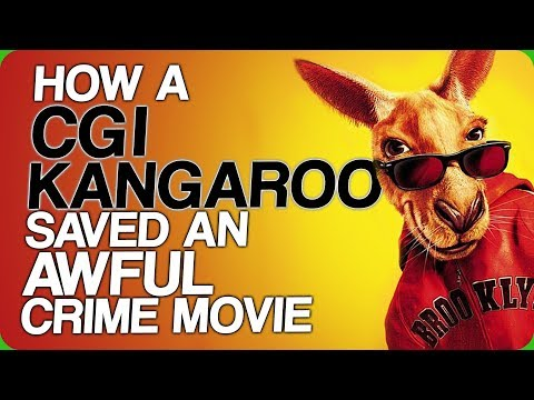 How a CGI Kangaroo Saved an Awful Crime Movie