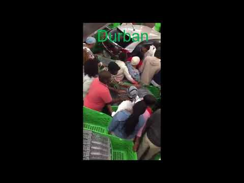 #BlackFriday Madness in South Africa