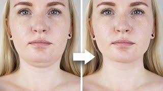 How to Perform Chin Liposuction in Photoshop