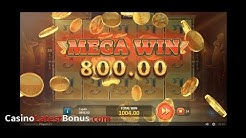 BOOK OF GOLD from Playson (FREESPINS, BONUSES, BIGWIN, MEGAWIN, SUPERBIGWIN)