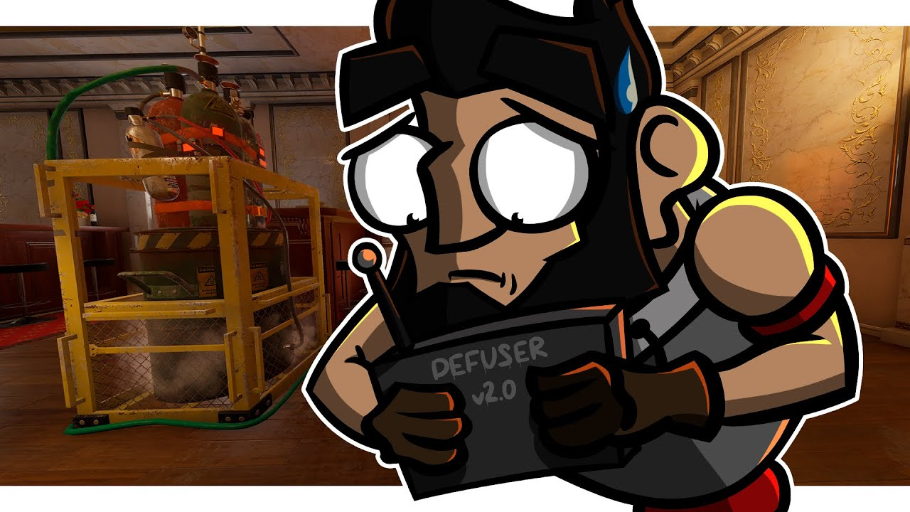 Download Defuser in Rainbow Six Siege (Animation)