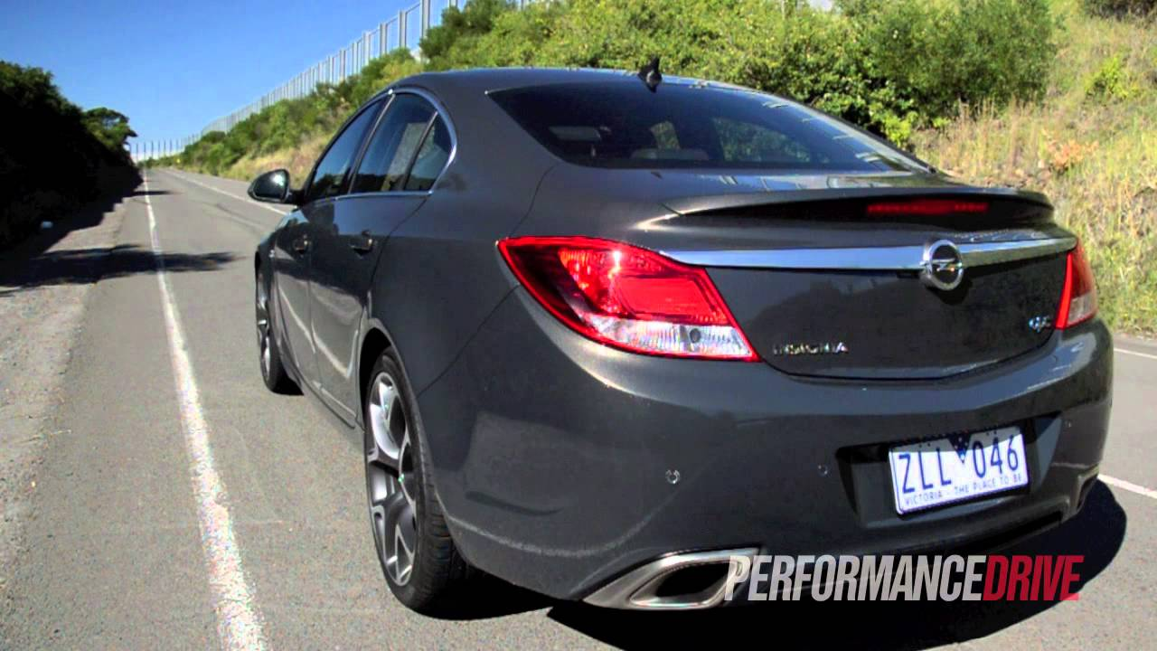 2013 opel insignia opc engine sound and 0 100km h youtube. Black Bedroom Furniture Sets. Home Design Ideas