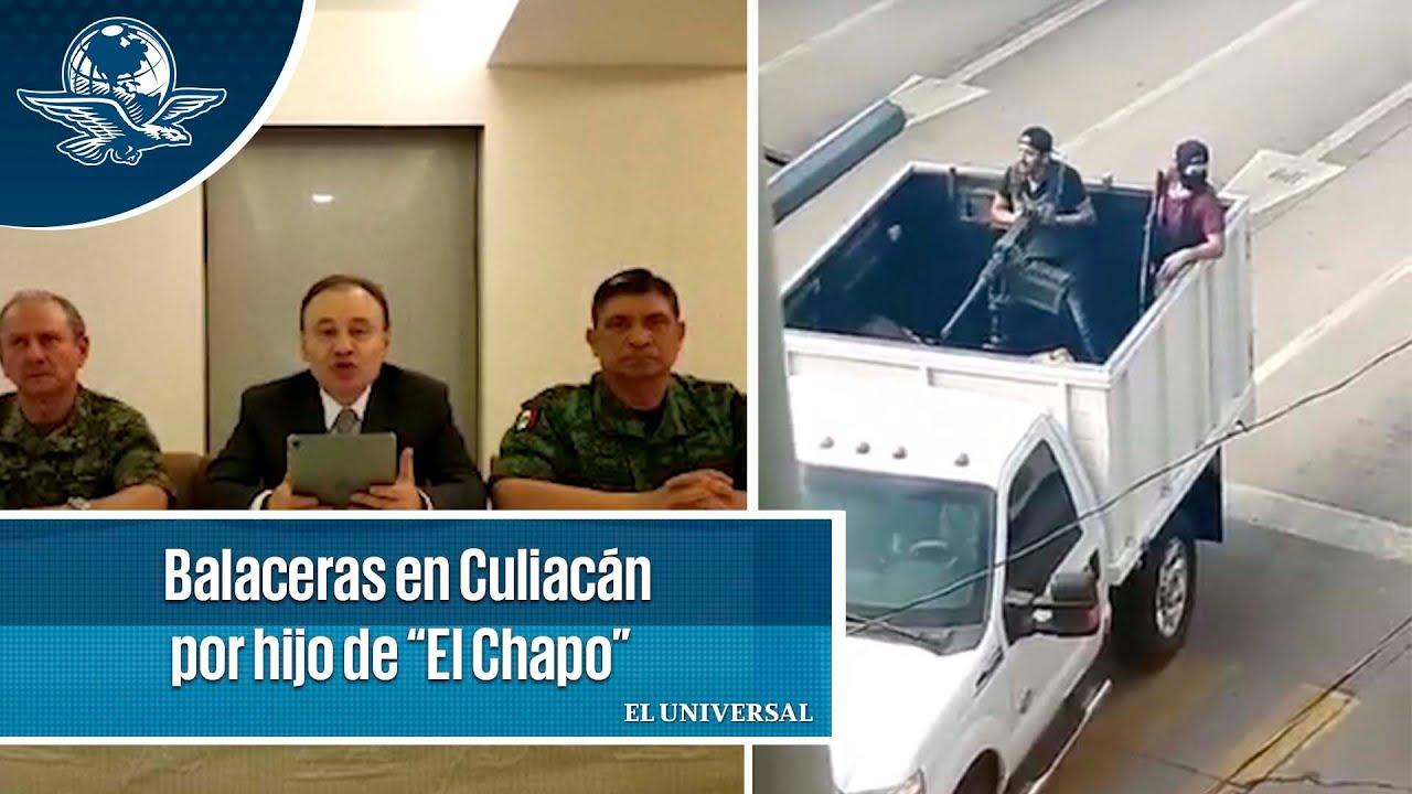 Arrestan a Ovidio Guzmn Lpez, uno de los hijos de 'El Chapo', y ...