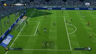 FIFA 18 ALDOSIVI VS ESTUDIANTES SL COMPLETO