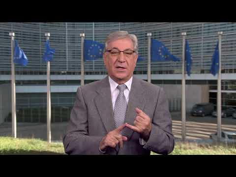 Karmenu Vella's video message to FEAP