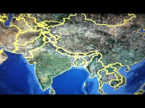 bangladesh map :) - YouTube