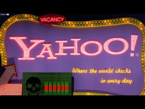 Yahoo Accounts Reportedly Hacked: 400,000 Users Could Be at Risk
