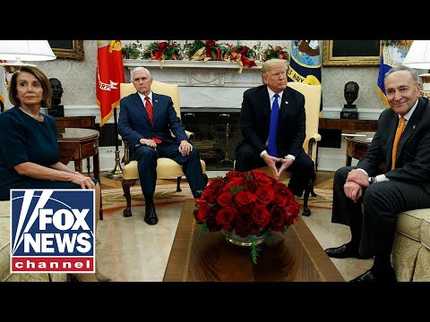 The Five react to Trumps heated Oval Office meeting