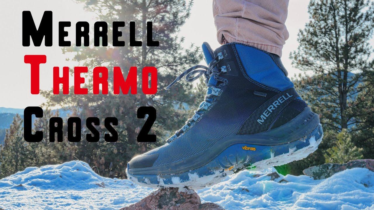 Merrell Thermo Cross 2 Mid Waterproof