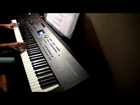 Without You - David Guetta ftUsher (Piano Cover) by aldy32
