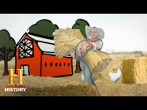 Urban Life vs. Rural Life | How the States Got Their Shapes | History