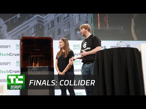 Collider | Startup Battlefield Disrupt New York 2017