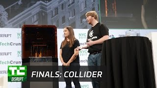 Collider | Startup Battlefield Disrupt New York 2017