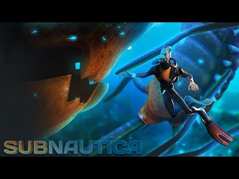 Subnautica - We Found Something BIG At Maximum Depth.. - The