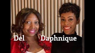 Daphnique Springs & Del Harrison talk Stand-up comedy, Love & much more