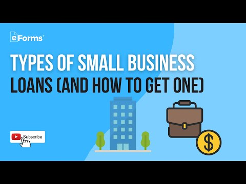 Types of Small Business Loans (And How to Get One), Explained