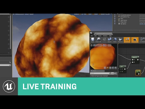 Using Material Effects | Live Training | Unreal Engine