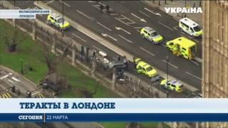 В центре Лондона убили человека, устроившего теракт