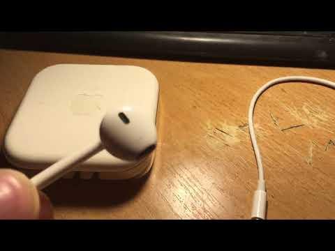 Купил, Наушники Apple EarPods (3.5 мм) как определить оригинал ?