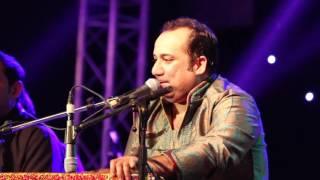 saanson kee mala - ustad rahat fateh ali khan live performance