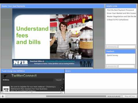 Top 5 Ways to Master Any Card Payments for Your Small Business | NFIB Webinar