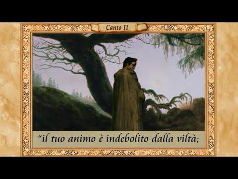La Divina Commedia in PROSA - Inferno, canto II (2)