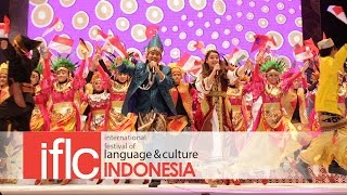 Gambar cover Colors of the World - IFLC Indonesia 2015