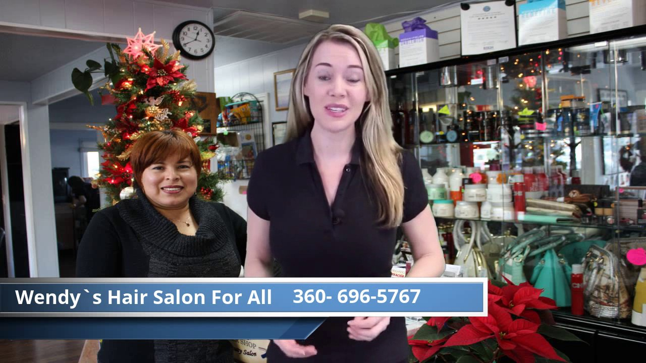 Best Hair Salon In Vancouver Wa Wendys 360 696 5767 Youtube