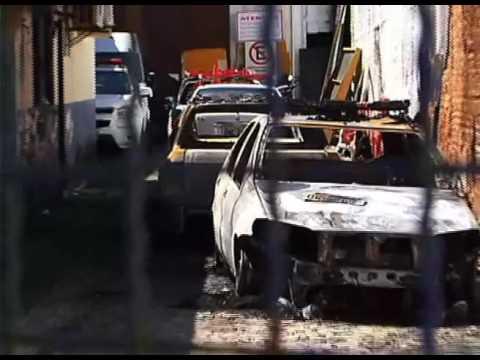 Rio Grande do Norte enfrenta a terceira madrugada de ataques do crime organizado