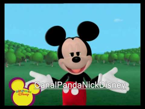 A Casa do Mickey Mouse (Abertura) (PT)