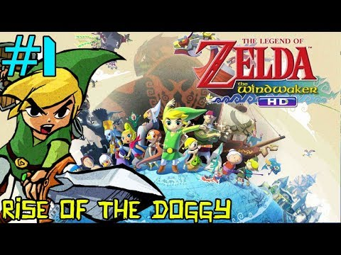 Rise of the Doggy - The Legend of Zelda: The Wind Waker HD (Wii U, 2013) [Ft. Devout Gaming]
