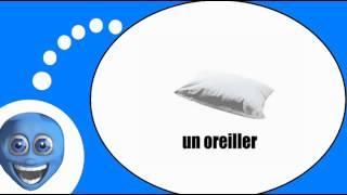 Французского видео урок = Ребенок # Одежда и аксессуары