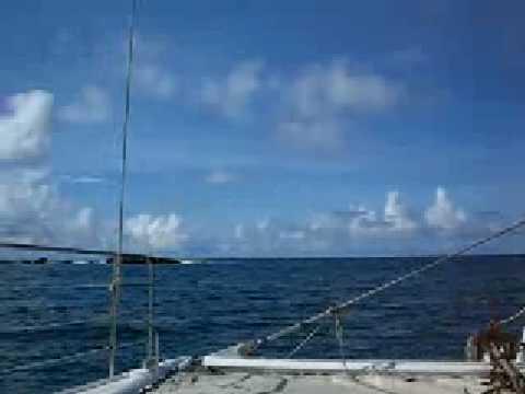 Seychelles (Seychely) From Praslin Port to Cousin Island 1