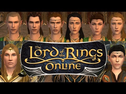 High Elves Vs. Elves In LOTRO - What's The Difference?