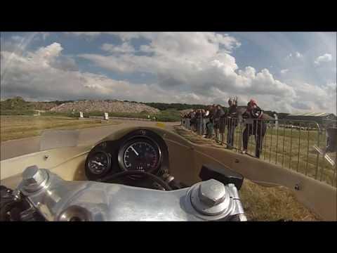 Classic wegrace demo BOT Almere 05 06 2017 - special klasse race 2