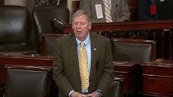 Isakson Speaks on Partial Government Shutdown and Border Security